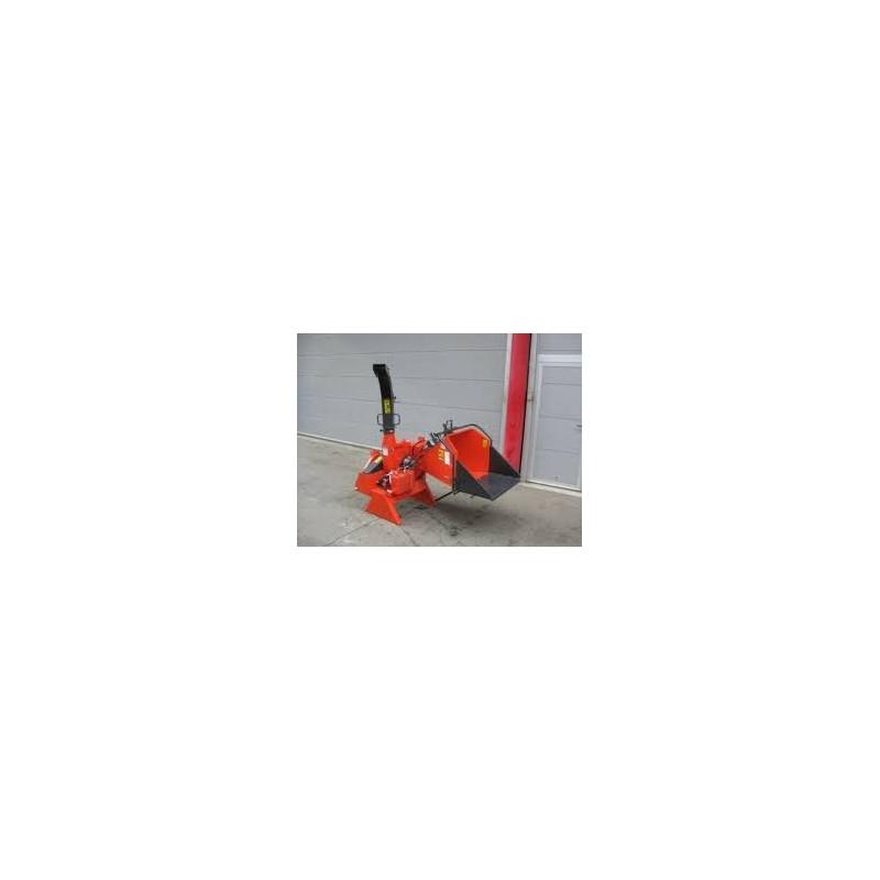 Broyeur a branche ecochipper ec100 hydraulique mat riels et technologies hmt - Broyeur a branche ...